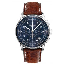 Zeppelin 7624-3 Men's Chronograph Automatic LZ126 Los Angeles