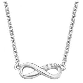s.Oliver 2017245 Silver Ladies Necklace Infinity