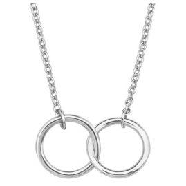 s.Oliver 2017139 Silber Damen-Halskette