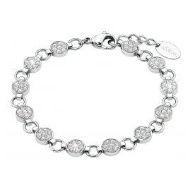 s.Oliver 9078486 Damen Edelstahl-Armband