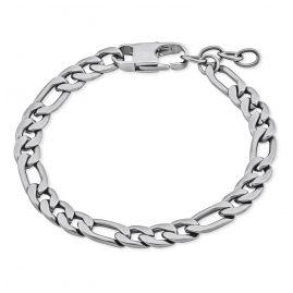 s.Oliver 2024233 Edelstahl Herren-Armband