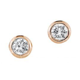 s.Oliver 9933549 Earrings Rose