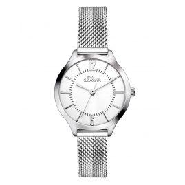 s.Oliver SO-3219-MQ Damen-Armbanduhr