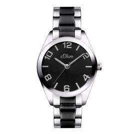 s.Oliver SO-3234-MQ Damen-Armbanduhr