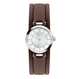 s.Oliver SO-3276-LQ Damen-Armbanduhr