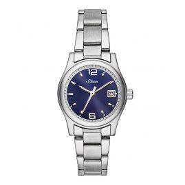 s.Oliver SO-3287-MQ Damen-Armbanduhr