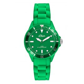 s.Oliver SO-2569-PQ Ladies Watch Green