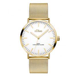 s.Oliver SO-3238-MQ Herren-Armbanduhr