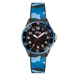 s.Oliver SO-3109-PQ Jungen-Armbanduhr