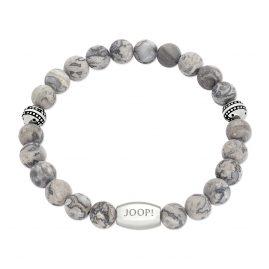 Joop 2023476 Herrenarmband Jaspis