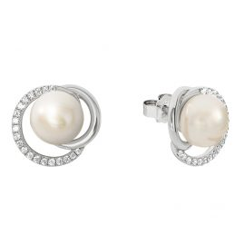 Joop 2023379 Silver Ladies' Earrings