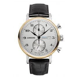 Junkers 6586-5 Chronograph Herrenarmbanduhr