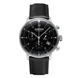 Junkers 6086-2 Bauhaus Chronograph Mens Watch