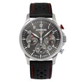 Junkers 6874-2 Tante Ju Mens Watch Chronograph