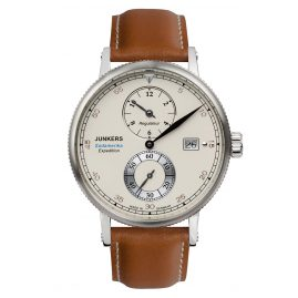 Junkers 6512-1 Expedition Südamerika Automatic Mens Chronograph