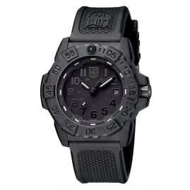 Luminox XS.3501.BO Diver´s Watch Navy Seal Black