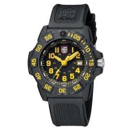 Luminox XS.3505 Diver´s Watch Navy Seal Black-Yellow