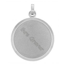 trendor 87172 Silber Gravurplatte