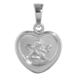 trendor 73068 Pendant Guardian Angel Silver