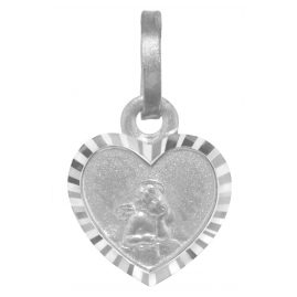 trendor 73099 Amor Pendant Silver