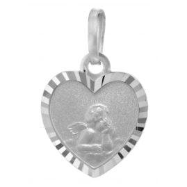 trendor 73105 Silber-Anhänger Amor