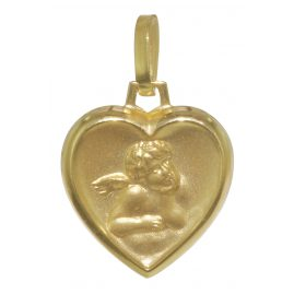 trendor 73785 Guardian Angel Pendant Gold