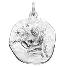 trendor 08454 Sternzeichen Wassermann 925 Silber 20 mm