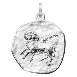 trendor 08456 Sternzeichen Widder Silber 20 mm