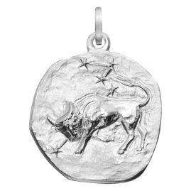 trendor 08457 Sternzeichen Stier Silber 20 mm