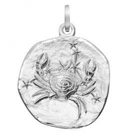 trendor 08459 Sternzeichen Krebs Silber 20 mm