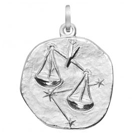 trendor 08462 Sternzeichen Waage Silber 20 mm