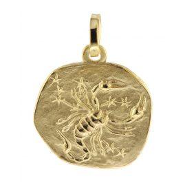 trendor 08735 Zodiac Pendant Scorpio Gold 333/8 ct
