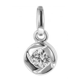 trendor 08708 Pendant White Gold 333/8 ct
