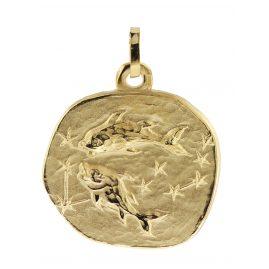 trendor 08984 Sternzeichen-Anhänger Fische Gold 333
