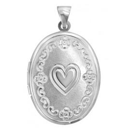 trendor 63805 Silber-Medaillon