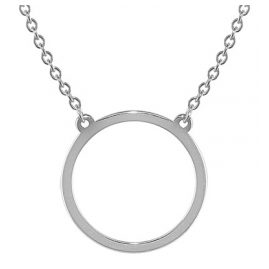 trendor 08320 Silver Necklace with Pendant
