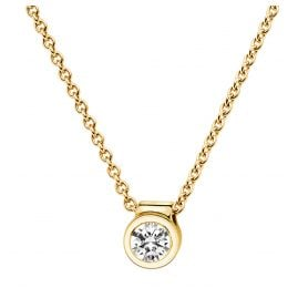 trendor 532525 Ladies Gold Necklace with Diamond