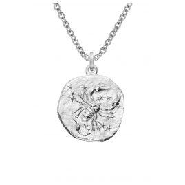 trendor 08451 Silber Sternzeichen Skorpion mit Halskette