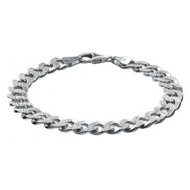 trendor 08640 Herren-Armband Silber 925
