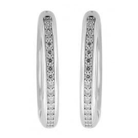 trendor 64956 Silver Earrings
