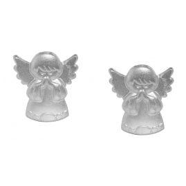 trendor 72733 Silber-Ohrringe Engel