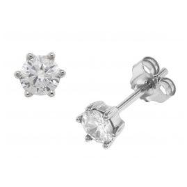 trendor 35233 Diamant Ohrringe
