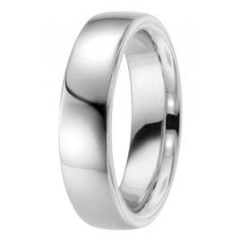 trendor 65816 Freundschaftsring Silber 925 Breite 5 mm