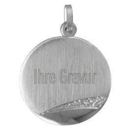 trendor 87776 Silber Gravurplatte