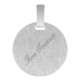 trendor 08305 Gravurplatte Silber
