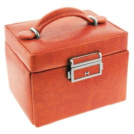 trendor 8050-58 Jewellery Case Orange