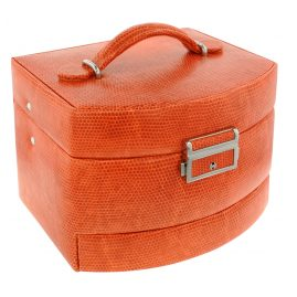 trendor 8050-60 Jewellery Case Orange