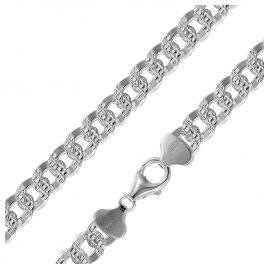 trendor 08795 Herren-Halskette Silber 925