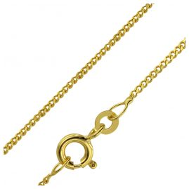 trendor 71958 Gold Necklace for Children 38/36 cm