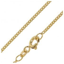 trendor 51986 Gold Curb Chain 585